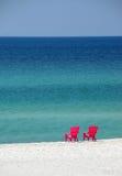 Två om vid havet Royaltyfria Bilder