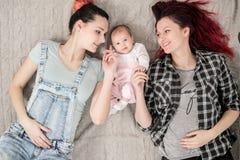Lesbiska mammor bilder