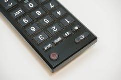TV à télécommande Images libres de droits