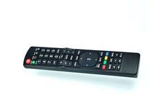 TV à télécommande avec l'ombre Images stock