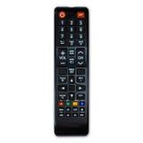 TV à télécommande d'isolement sur le fond blanc Photos stock