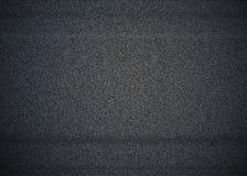 TV ładunek elektrostatyczny - Biały hałas Zdjęcia Stock