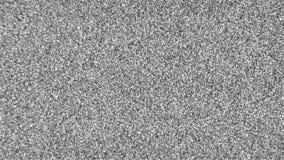 TV śnieg zdjęcie wideo