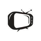 TV απεικόνισης αρχείων AI επίσης διαθέσιμη Στοκ Φωτογραφία
