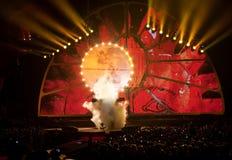 TV βραβείων του 2009 muz Στοκ εικόνα με δικαίωμα ελεύθερης χρήσης