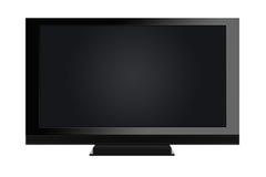 TV πλάσματος στοκ φωτογραφία