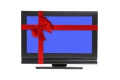TV πλάσματος στοκ εικόνα με δικαίωμα ελεύθερης χρήσης