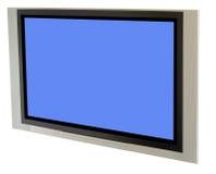 TV πλάσματος στοκ εικόνες