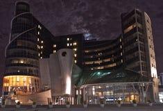 TV πύργων της Βαβέλ Στοκ φωτογραφία με δικαίωμα ελεύθερης χρήσης