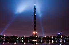 TV πύργων της Μόσχας Στοκ φωτογραφίες με δικαίωμα ελεύθερης χρήσης