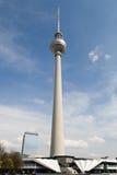 TV πύργων του Βερολίνου Στοκ Φωτογραφίες