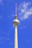 TV πύργων του Βερολίνου Στοκ εικόνα με δικαίωμα ελεύθερης χρήσης