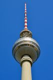 TV πύργων του Βερολίνου Στοκ Φωτογραφία