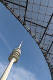 TV πύργων του Μόναχου στοκ εικόνες με δικαίωμα ελεύθερης χρήσης