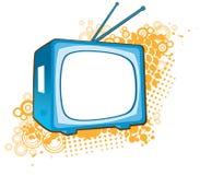 Tv ilustracja wektor