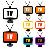 Tv Royalty Free Stock Image