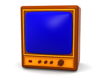 TV. Royalty Free Stock Photos