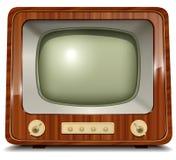 παλαιά TV Στοκ Εικόνες