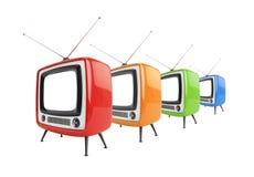 TV Imagenes de archivo