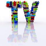 TV - 3D Render Stock Images