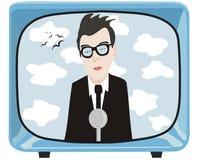 TV immagini stock