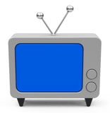 TV Royalty-vrije Stock Foto
