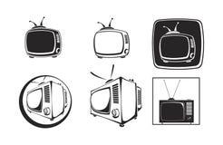 tv Obraz Royalty Free