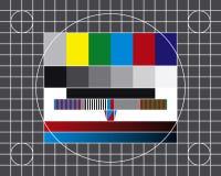 tv Стоковая Фотография RF