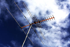 TV Aerial Stock Images