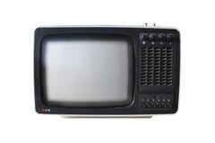 TV analogica Foto de archivo libre de regalías