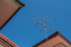 TV antena Zdjęcia Stock