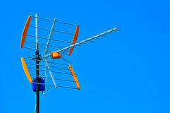 TV antenna Royalty Free Stock Image
