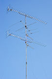 TV Antenna Royalty Free Stock Image