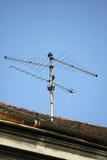 TV antenna aerial Royalty Free Stock Photo