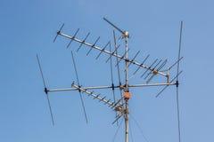 TV antenna Royalty Free Stock Photo