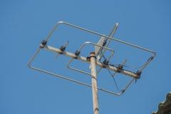 TV antenna. Royalty Free Stock Image
