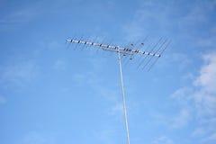 TV-antenne Royalty-vrije Stock Afbeeldingen