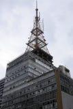 TV-antenne Royalty-vrije Stock Foto's