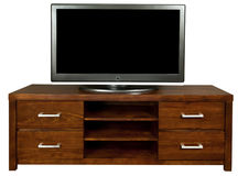 TV Cabinet Royalty Free Stock Photos