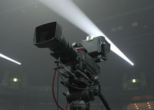 Tv camera Royalty Free Stock Images