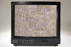 TV Color Stock Image