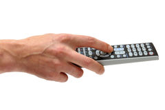 TV controle Royalty Free Stock Image