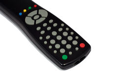Tv controller Stock Image