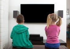 TV de observación imagenes de archivo