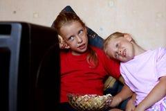 TV di sorveglianza Fotografia Stock Libera da Diritti
