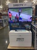 TV diretta Immagine Stock