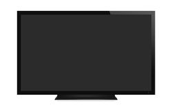 TV display Royalty Free Stock Image