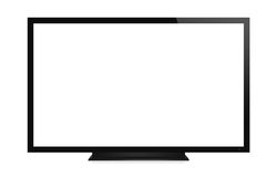 TV display Royalty Free Stock Images
