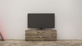 TV display Royalty Free Stock Photos