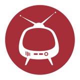 TV entertainment design Stock Image